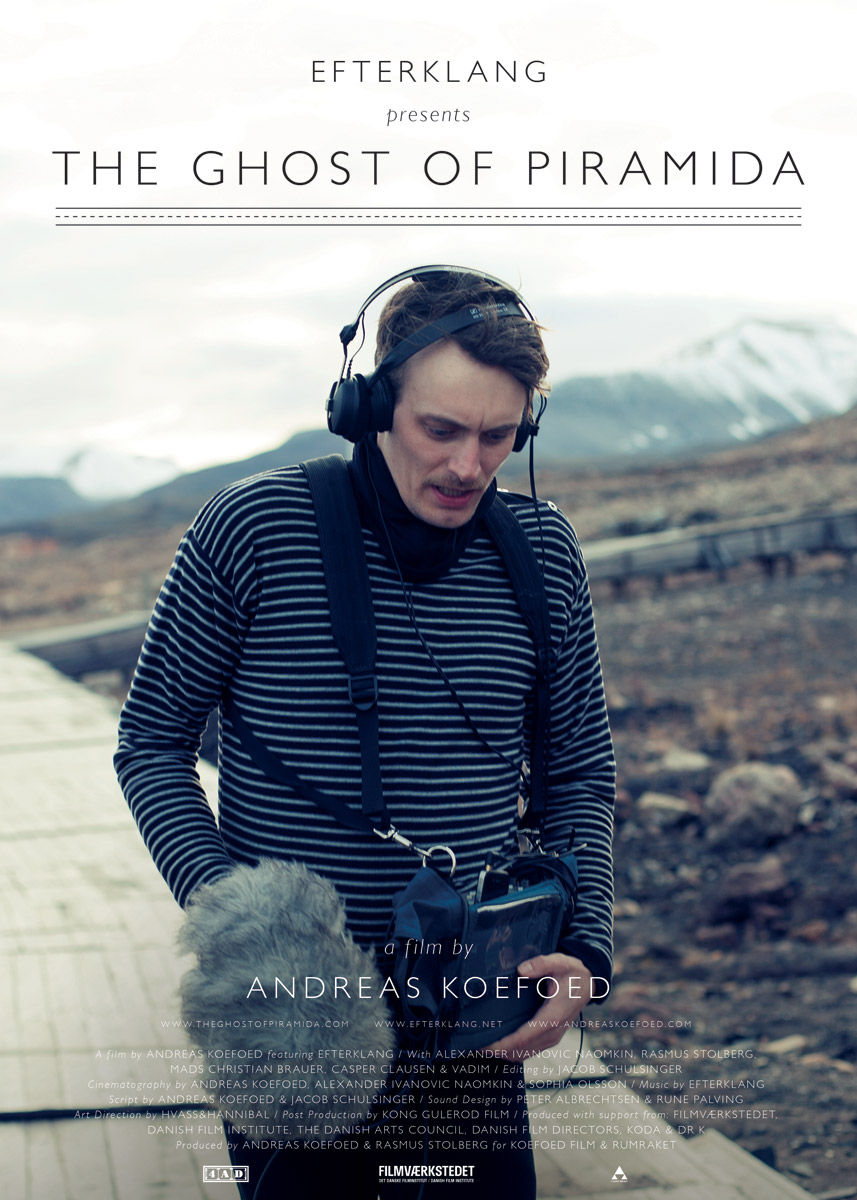 The Ghost of Piramida - Poster